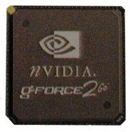 GeForce2 Go chip