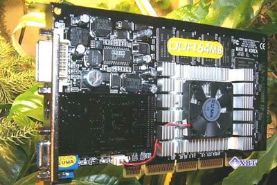 SUMA Platinum GeForce2 GTS SE (Special Edition) 64MB