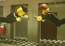 The Matrix lego 03