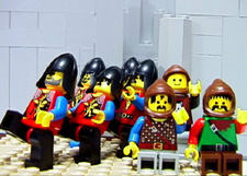 Monty Python Lego