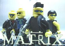 The Matrix lego 01