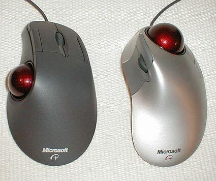 Microsoft Trackball Explorer & Trackball Optical
