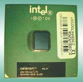 Intel Celeron cC0 stepping