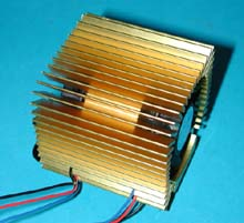 Titan Majesty twins socket cooler
