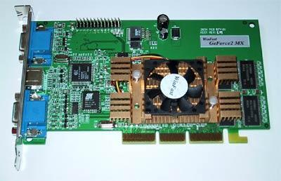 Leadtek WinFast GeForce2 MX DH Pro TV