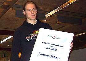 Femme Internetman 2000
