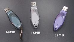 Q - USB sleutelhanger