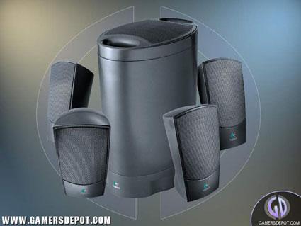 Logitech SoundMan Xtrusio DSR-100
