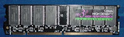 Mushkin high performance RAM rev. 3