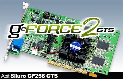 Abit Siluro GF256 GTS