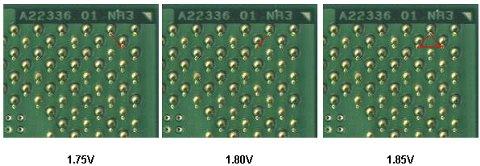 Pentium 4 voltage mod