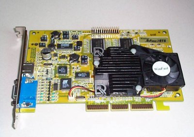 Leadtek Enhanced Winfast GeForce2 GTS