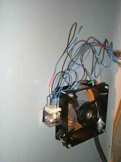 120 volt fan