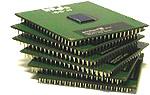 Pentium III / Celeron gestapeld