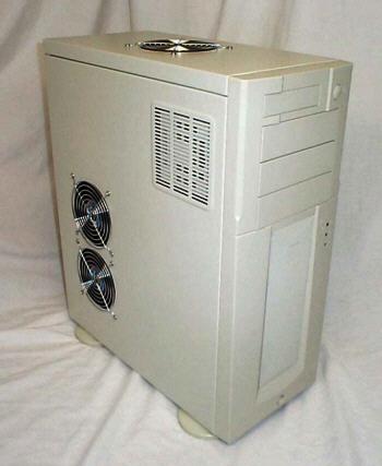 Card Cooler MaxCool case