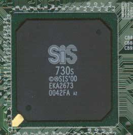 SiS730 chip