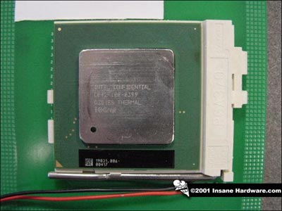 Intel Tualatin foto