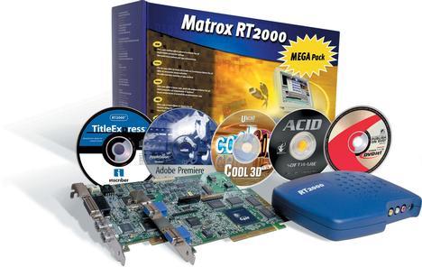 Matrox RT2000 Kit