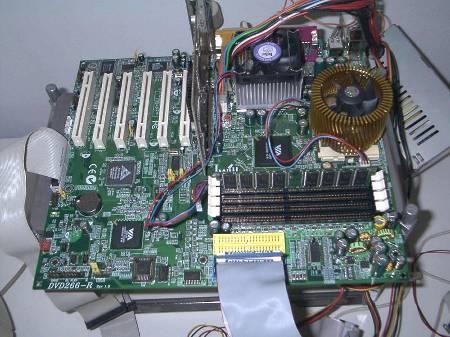 Iwill DVD266-R DDR dual moederbord