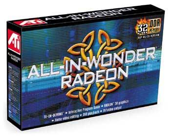 ATi Radeon All-In-Wonder doos