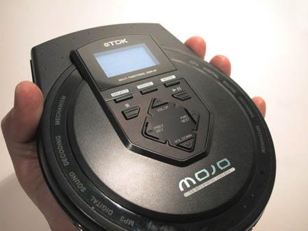 CD Digital Jukebox MOJO