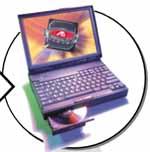 ATi Mobility Radeon laptop