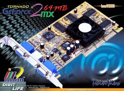 Tornado 64MB GeForce2 MX