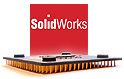 SolidWorks logo met AMD proc