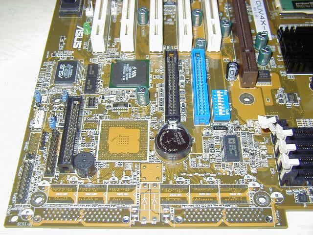 Asus CUV4X-D, zonder SCSI