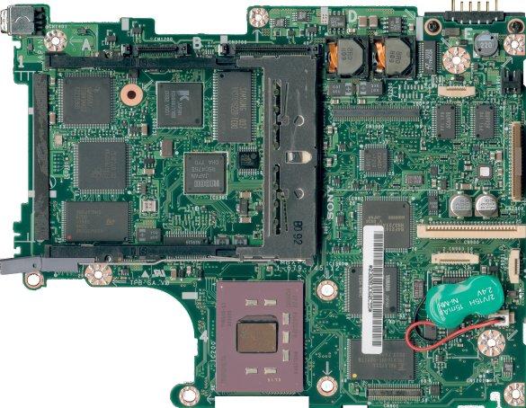 Sony C1V 'mainboard'