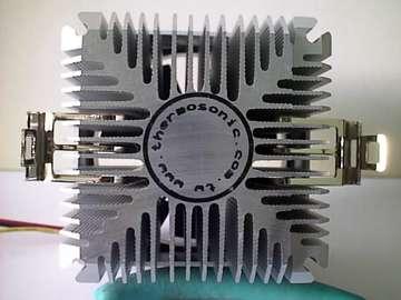 Thermosonic ThermoEngine heatsink