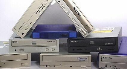 Hoopje CD-ReWriters