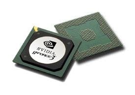 nVidia GeForce3 chips