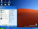 Windows XP GUI screen (klein)