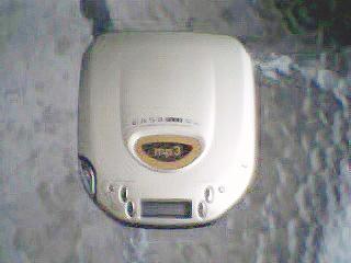 Evergreen Portable MP3/CD speler