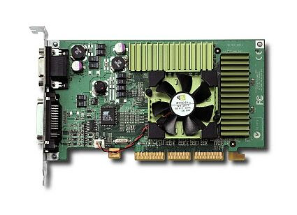 nVidia GeForce3 reference kaart