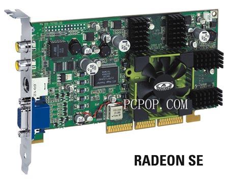 ATI Radeon SE