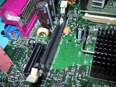 Intel Almador M-RIMM Gfx Performance Module