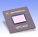 Motorola PowerPC 7450 G4+ (klein)