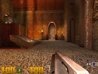 64-tap anisotropic filtering - Quake3