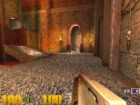 Point Sampling - Quake3