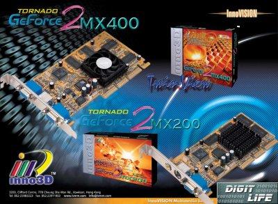 InnoVision MX200 MX400
