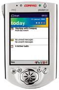 Compaq iPaq H3600 handheld (klein)