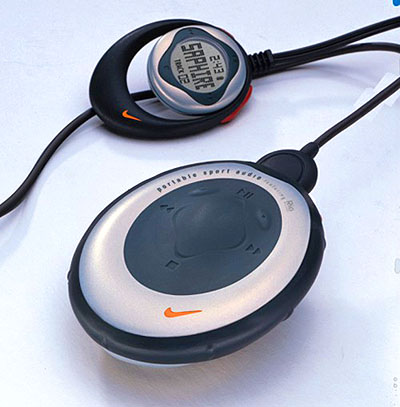 Nike PSA[play 120 MP3 speler (groot)