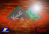 Kyro II chipset/logo