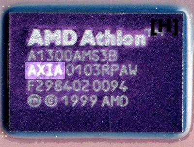 AXIA Athlon