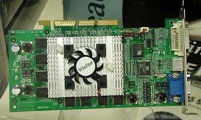Leadtek GeForce3 kaart