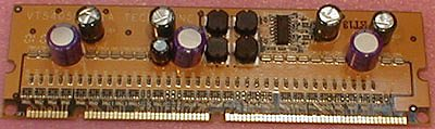VIA KT266 DIMM signal terminator