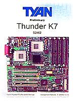 Tyan S2462 Thunder K7 (klein, LQ)