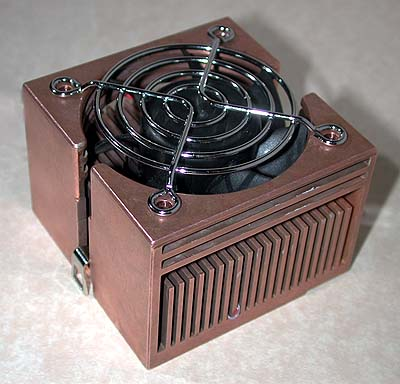 Millenium Copper heatsink
